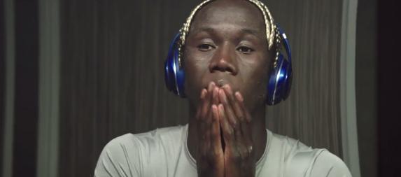 bacary sagna beats by dre publicité coupe du monde neymar