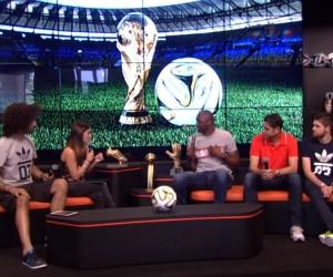 adidas lance le show interactif «Dugout» sur YouTube pendant la Coupe du Monde 2014