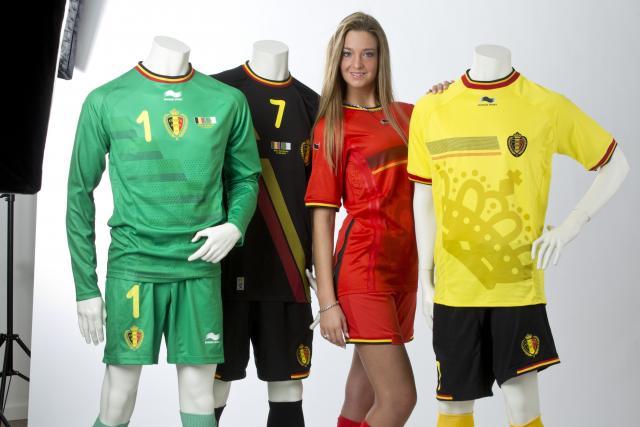 Burrda sport booste ses ventes de maillots de la belgique - Maillot allemagne coupe du monde 2014 ...