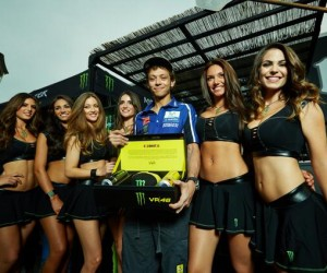 Monster Energy lance «The Doctor», sa nouvelle boisson signature Valentino Rossi !