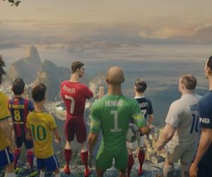 «The Last Game» – Le Cartoon de Nike Football pour la Coupe du Monde 2014