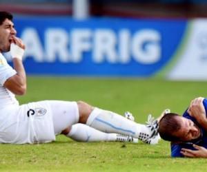 La morsure de Luis Suarez inspire les marques sur Twitter