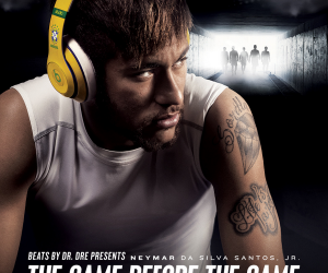 Beats by Dre lance sa plus grosse campagne en réunissant Neymar, Suarez, LeBron James, Thierry Henry, Fabregas…