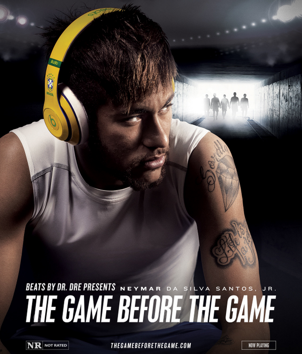 the game before the game beats by dre