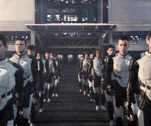 Samsung dévoile la première mi-temps de son film d'animation réunissant Messi, Ronaldo, Casillas…