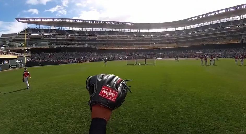 MLB ION Cameras POV major league baseball all star game