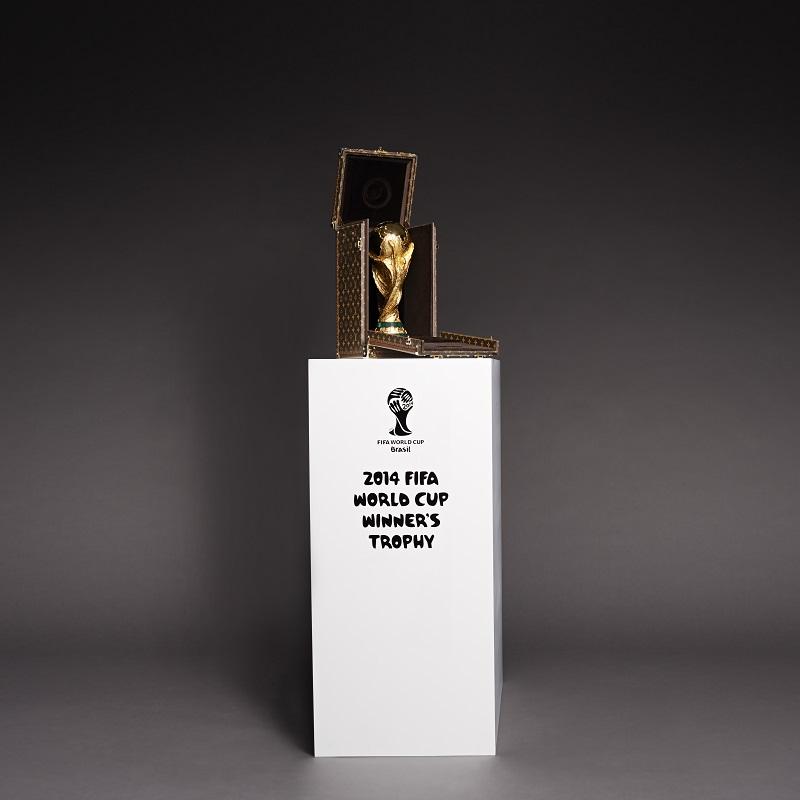 Malle Trophee Louis Vuitton de la Coupe du Monde de la FIFATM(c)LouisVuitton-FIFA