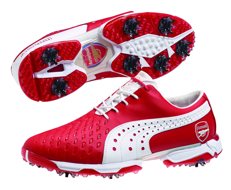 arsenal puma shoes gunners