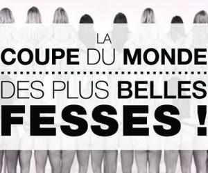 La marque de jeans French Appeal organise sa Coupe du Monde 2014 des plus belles fesses