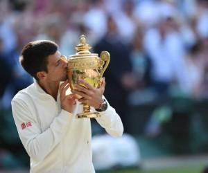 Wimbledon 2014 – Djokovic empoche 2,2 millions d'euros grâce à sa victoire en finale contre Federer