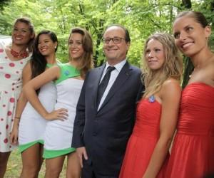 Les Hôtesses du Tour de France 2014