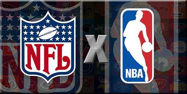 nfl mashup NBA logos