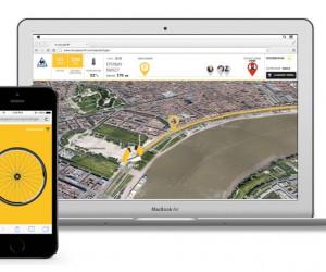 le coq sportif en mode gamification pour le Tour de France 2014 avec le dispositif «Sporty Finger Game»