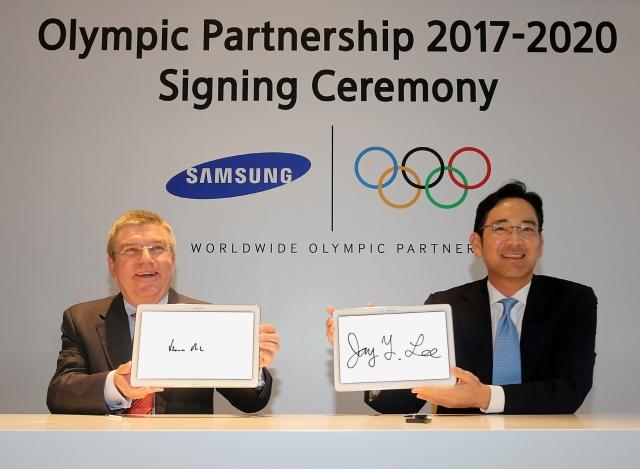 CIO samsung partenariat 2020 sponsoring