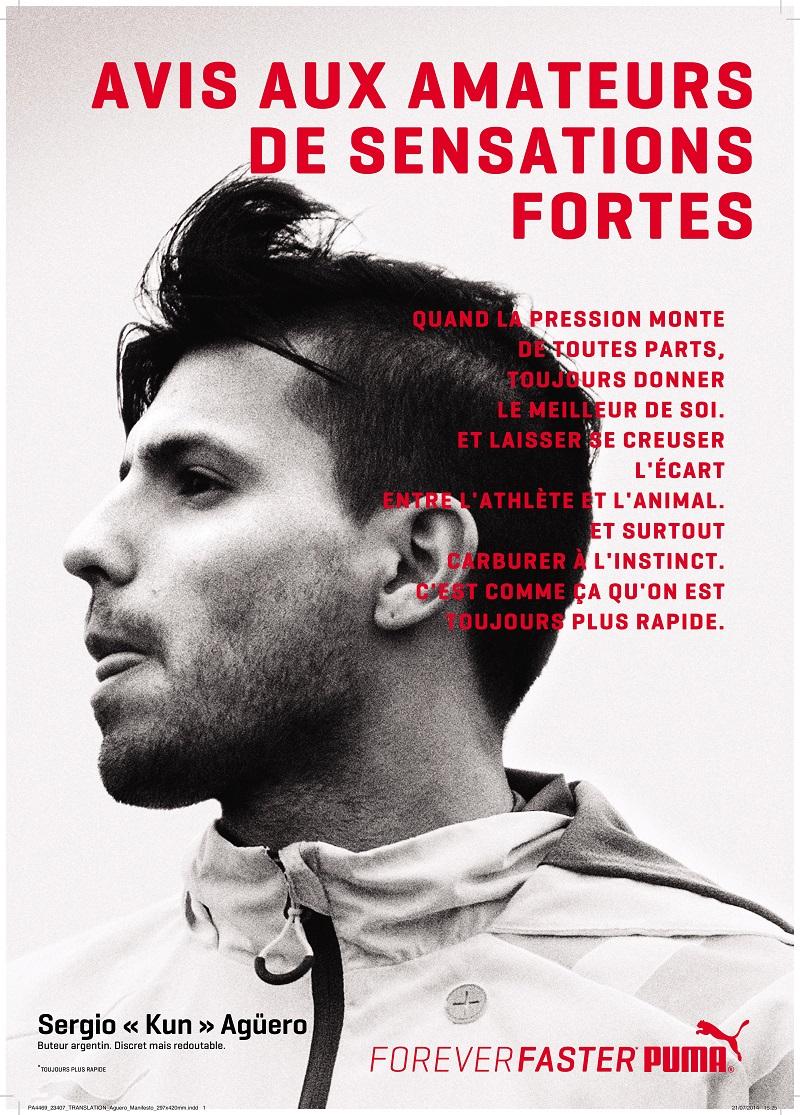 FOREVER_FASTER_Puma -sergio Aguero_Manifesto