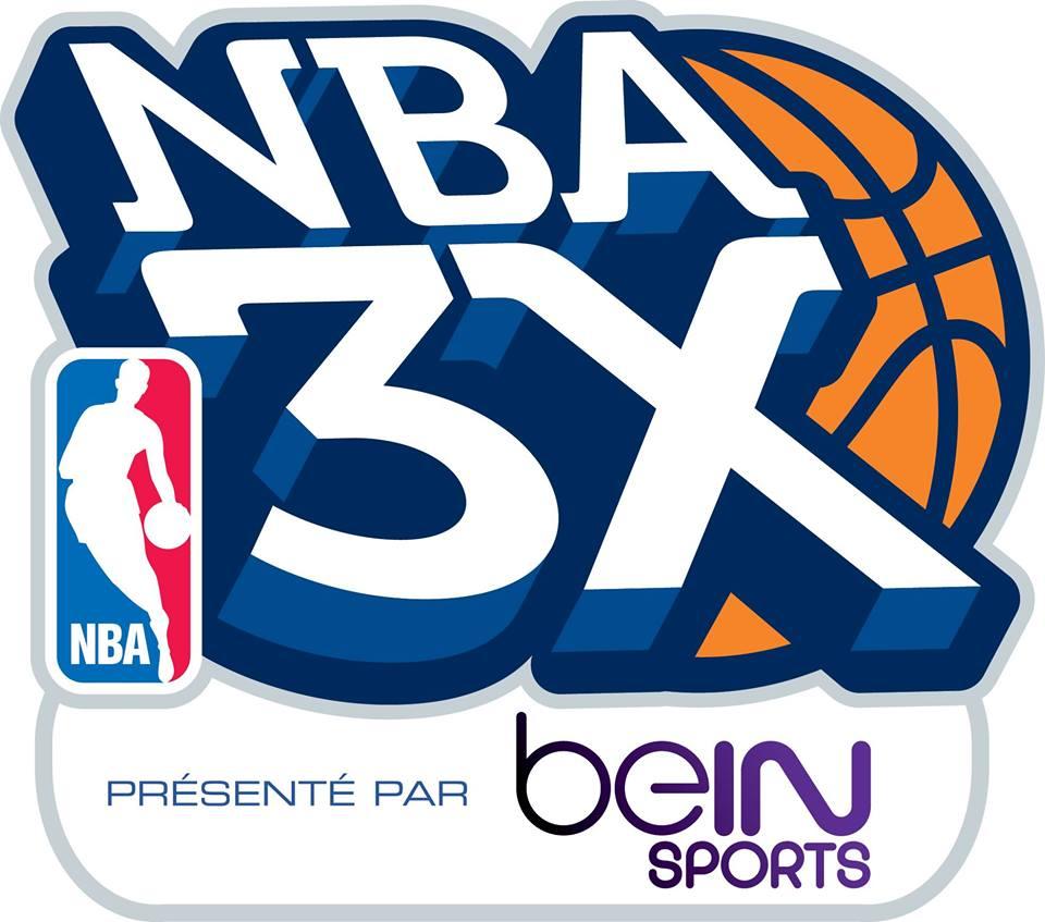 NBA 3X présenté par bein SPORTS
