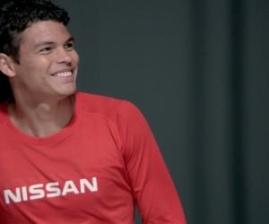 Andrés Iniesta et Thiago Silva nouveaux Ambassadeurs Nissan