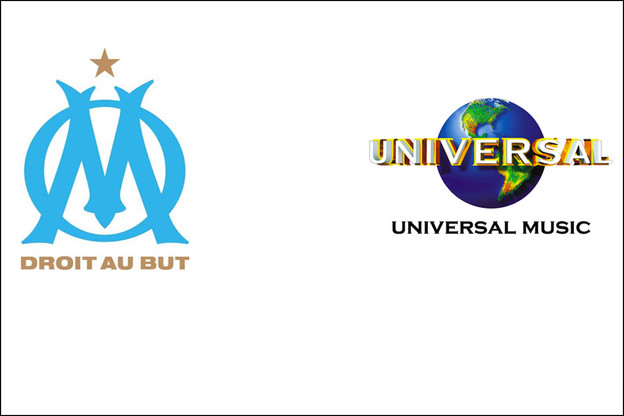 Universal music olympique de marseille