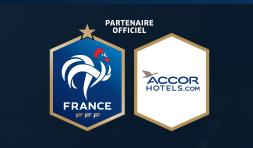 Accorhotels.com devient Partenaire Officiel de la FFF et des Equipes de France de football