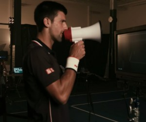 Novak Djokovic passe derrière les caméras et devient réalisateur d'un film participatif sur les réseaux sociaux