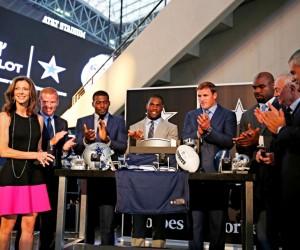 NFL – Hublot nouveau partenaire des Dallas Cowboys