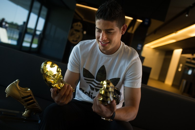james rodriguez golden boots world cup 2014 adidas
