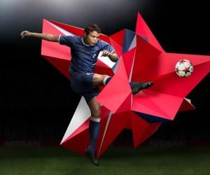 Nissan parraine le programme «Goal of the Week» de la Ligue des Champions