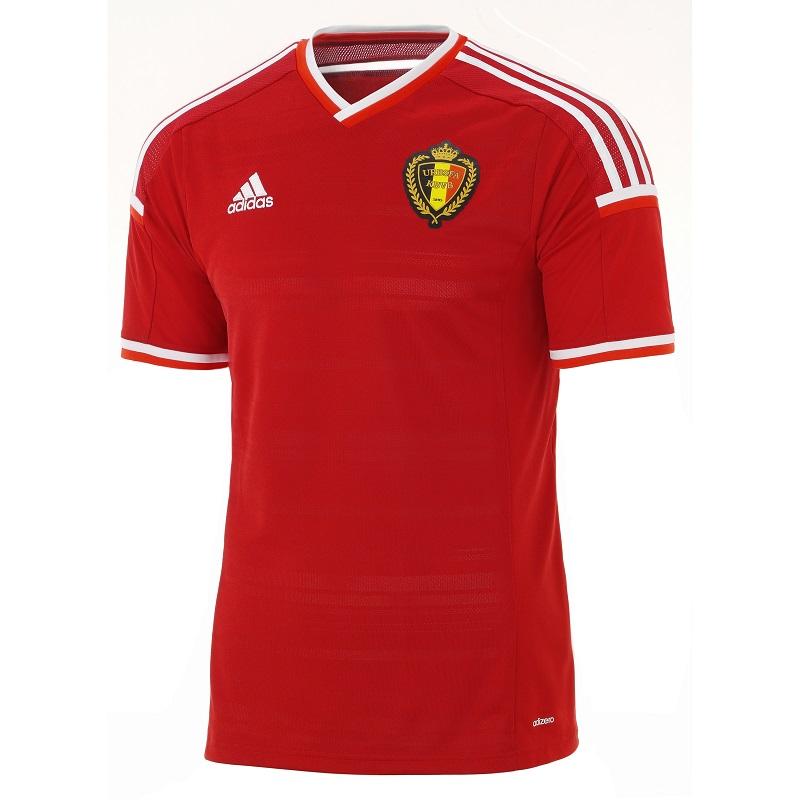 nike air max uk boutique - Football - adidas d��voile les nouveaux maillots de la Belgique