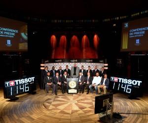 Tissot devient Chronométreur Officiel du TOP 14