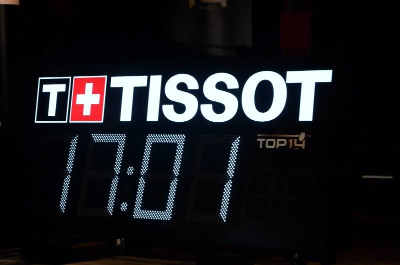 tissot Top 14 LNR rugby chronométreur officiel sponsor