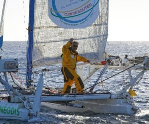 «Le grand saut by Fosburit» : autour du monde avec Yvan Bourgnon