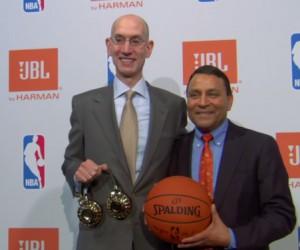 JBL devient le premier «Partenaire Officiel Audio» de la NBA
