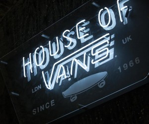 House of Vans : du skate comme à la maison