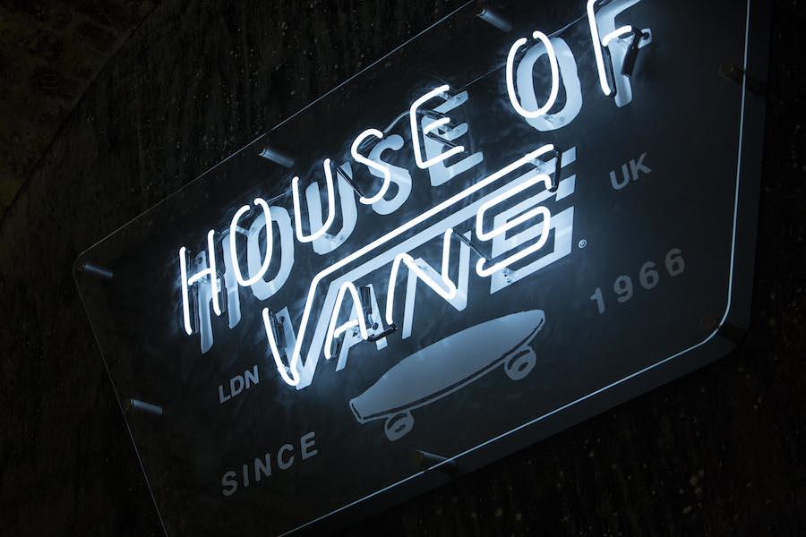 House of Vans London