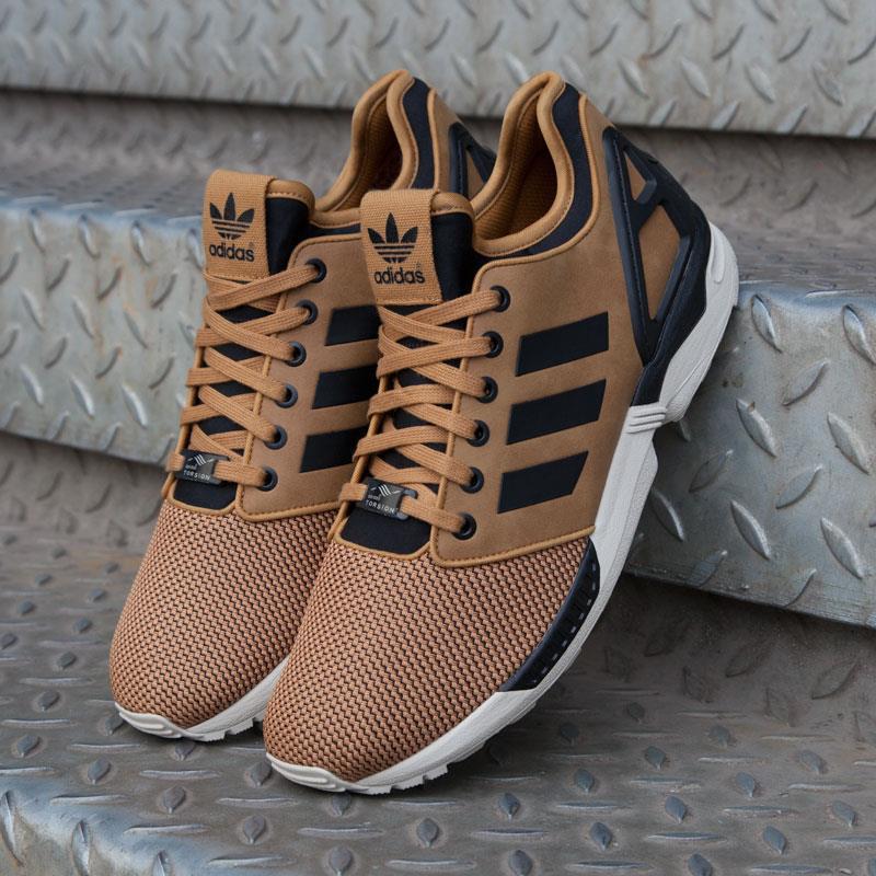 grande vente b51c7 24d83 Sneakers - adidas présente 3 coloris exclusifs de la ZX Flux ...
