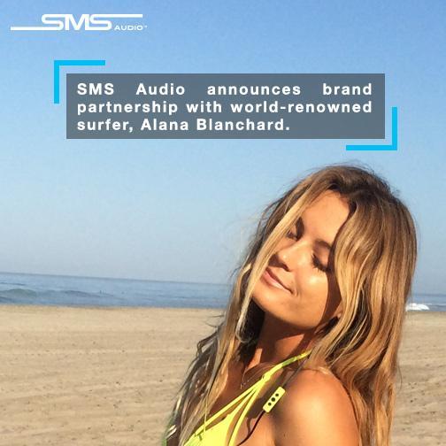 alana blanchard SMS audio headphones