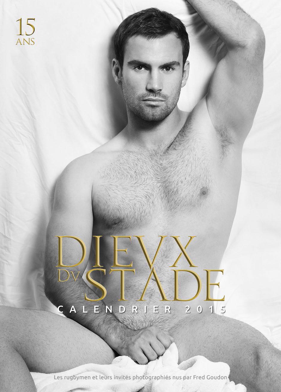 Le calendrier des dieux du stade f te ses 15 ans - Simon porte jacquemus gay ...