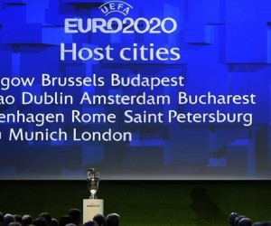 EURO 2020 : La Finale à Londres (Wembley), 13 villes retenues