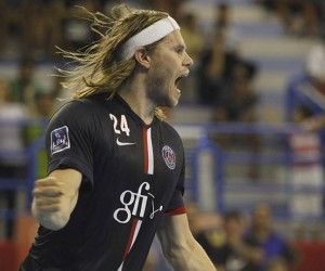 Gfi Informatique reste sponsor maillot du PSG Handball jusqu'en 2018 avec une «légère augmentation»