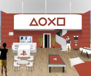 PlayStation rhabille deux espaces détentes de l'INSEP