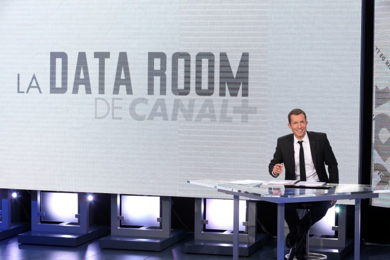la data room de canal plus