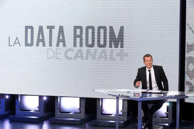 la data room de canal plus