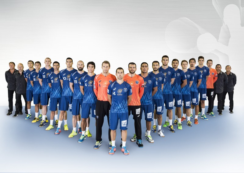 Nouveaux maillots montpellier handball 2014 2015 asics - Diffusion coupe du monde de handball 2015 ...