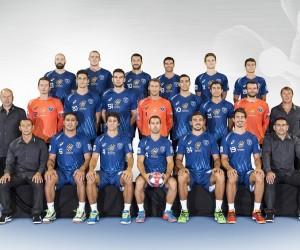 Nouveaux Maillots Montpellier Handball 2014/2015 (Asics)