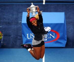US Open 2014 – Serena Williams empoche le plus gros prize money de l'histoire du tennis hommes et femmes confondus