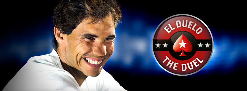 the duel rafael nadal ronaldo poker pokerstars