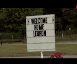 Beats by Dre met en scène le retour de LeBron James à Cleveland dans sa nouvelle publicité «RE-ESTABLISHED 2014»