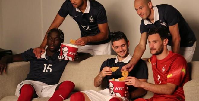 KFC – FFF : «Une vraie cohérence entre nos valeurs de marque et le football»