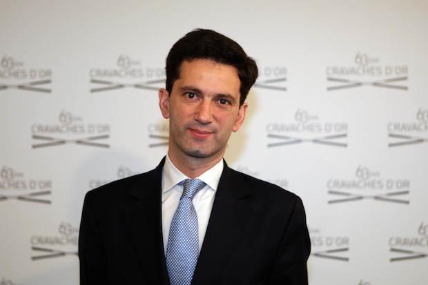 10/04/2012 ESPACE CARDIN;PARIS PRIX GALA DES COURSES HURSTEL Xavier
