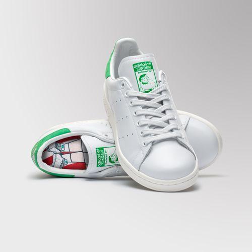 plus récent f77c2 84f90 Pharrell Williams, American Dad... La Stan Smith d'adidas ...